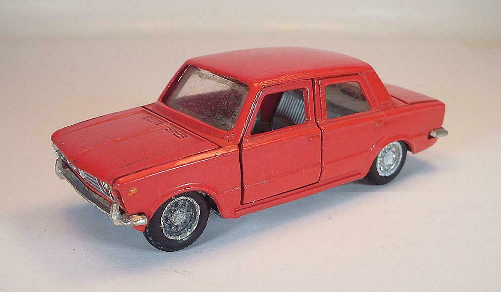 Mercurio 1 43 Fiat 125 Saloon rosso355;6515