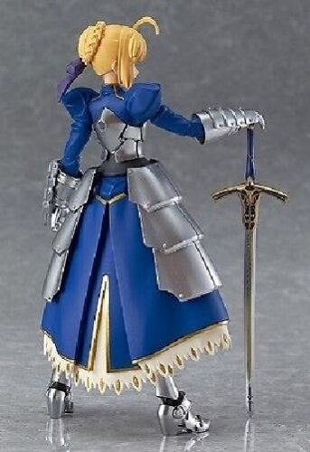 Figma 227 fate//Stay Night SABER 2.0 Figura Max Factory dal Giappone