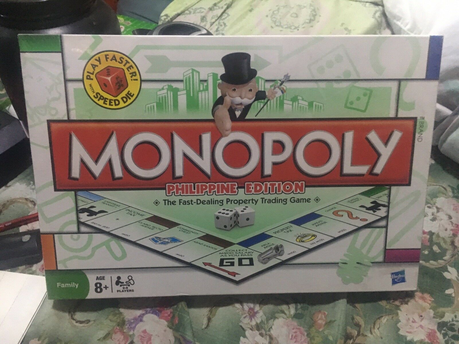 Monopoly Monopoly Monopoly Philippines Edition Very Rare Only One On    52b328