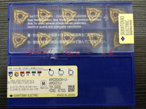 NEW-SUMITOMO-WNMG080404N-UX-AC700G-WNMG431EUX-Carbide-Inserts-10PCS-Box