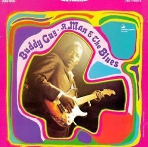Buddy-Guy-A-Man-And-The-Blues-New-Vinyl-180-Gram