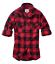 Brandit-Damen-Hemd-Amy-Flanell-Shirt-Kariert-WMN-Bluse-Oberteil-XS-bis-XL-NEU Indexbild 5