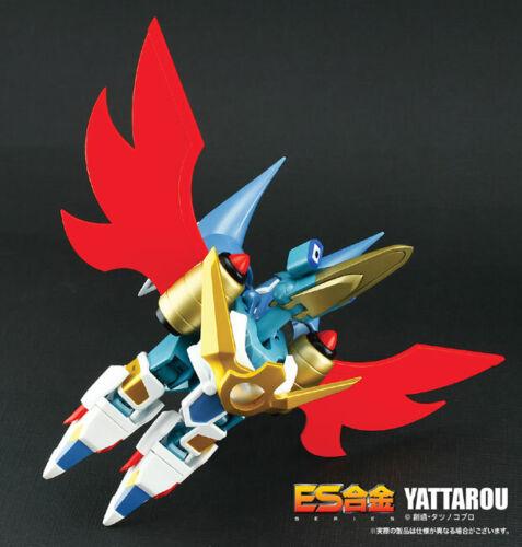 Action Toys ES Gokin ES-PC01 Samurai Pizza Cats Yattarou Figure