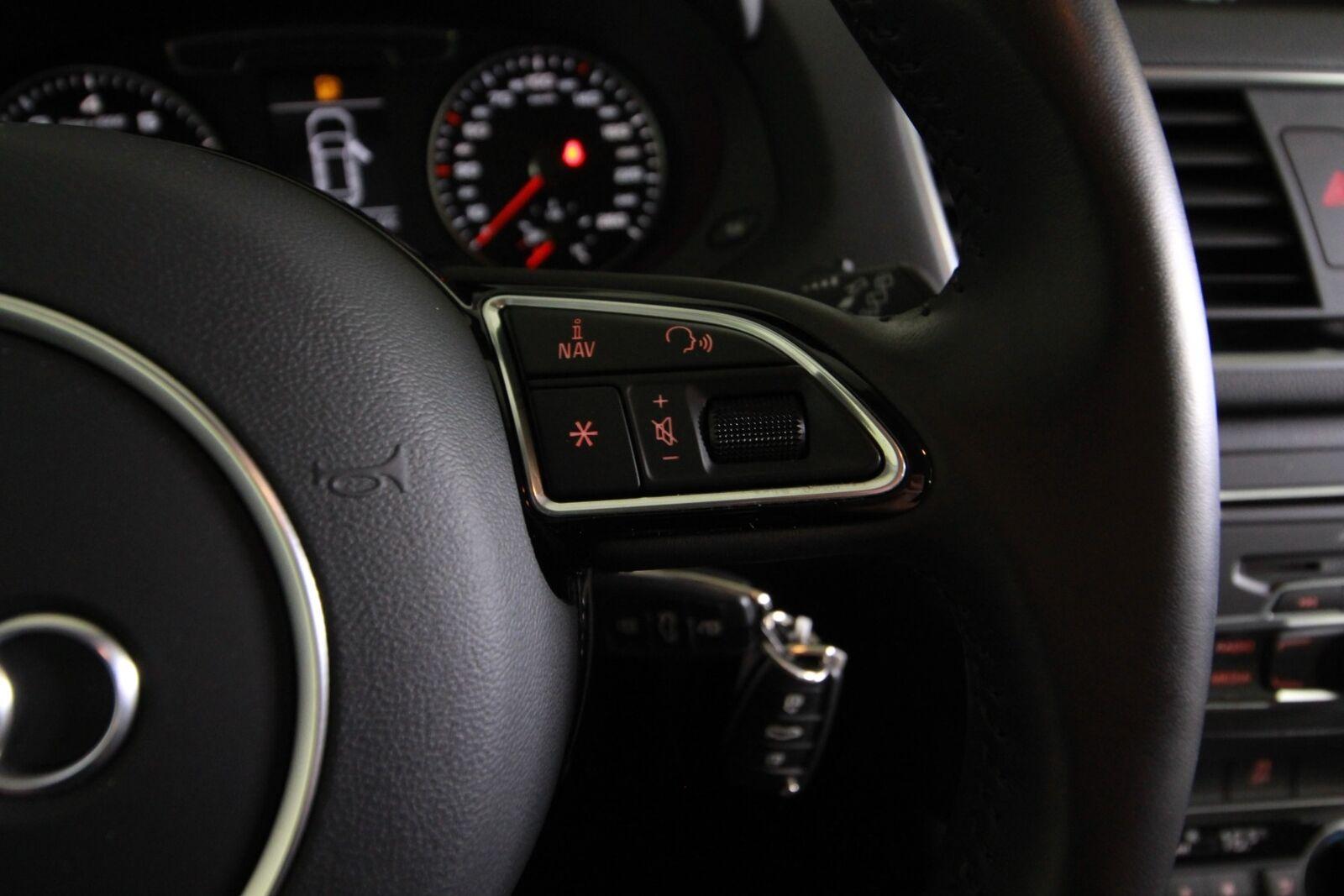 Audi Q3 TFSi 150 Sport Limited