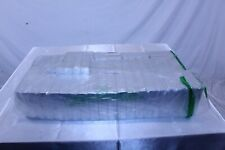 50 Pc Lot Cotton Filled Jewelry Gift Boxes Silver Color 3 12 X 3 12 Each