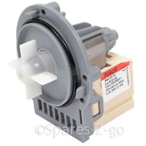 UNIVERSAL ASKOLL M114 25W Washing Machine Drain Pump for ACEC DE ...