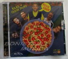 ELIO + OSSI DURI - GNAM GNAM - CD Sigillato
