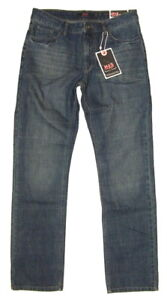 HIS-Herren-Jeans-RANDY-31-34-oder-32-34-33-34-34-34-DARK-WASH-1005