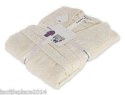 Mens/Ladies 100% Egyptian Cotton Terry Towelling Hooded & Shawl Collar Bath Robe