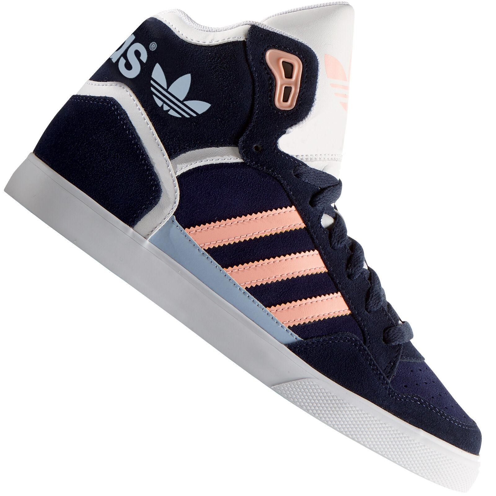 adidas Originals Extaball Damen High NEU Sneaker Turnschuhe Freizeitschuhe NEU High 503e80