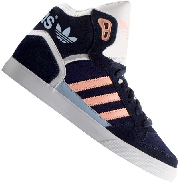 adidas Originals Extaball Damen High Sneaker Turnschuhe Freizeitschuhe NEU
