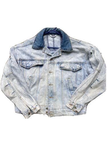 vintage Nuovo Industriale jean jacket