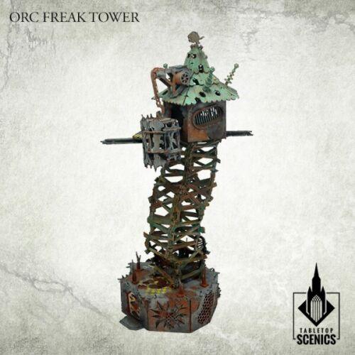 Orc Freak Tower Kromlech HDF Tabletop Scenics KRTS105