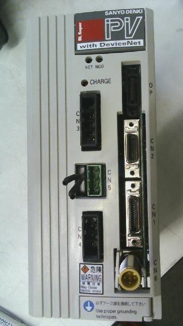 Sanyo Denki PV1A030SGDNP50 Servo Amplifier BL Super PV New Surplus