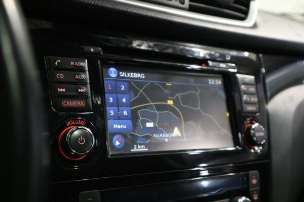 Nissan Qashqai 1,5 dCi 110 Tekna billede 6
