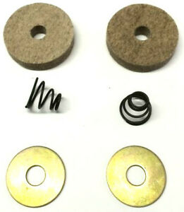 Jeep MB/GPW - Kit - Draft Excluder Set - 6 Pcs - For Jeeps  - 1943/46 - 906638A