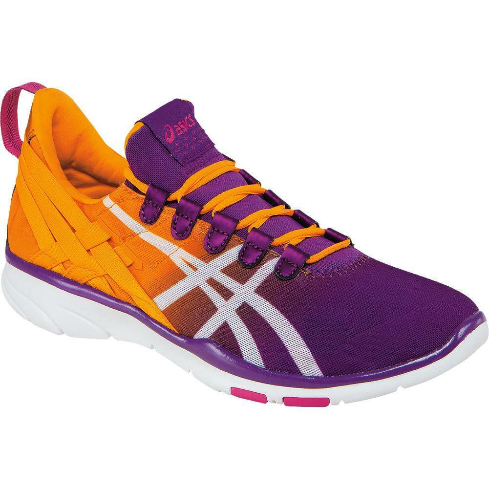 Womens ASICS GEL-FIT SANA Purple Magic Trainers S465N 3301