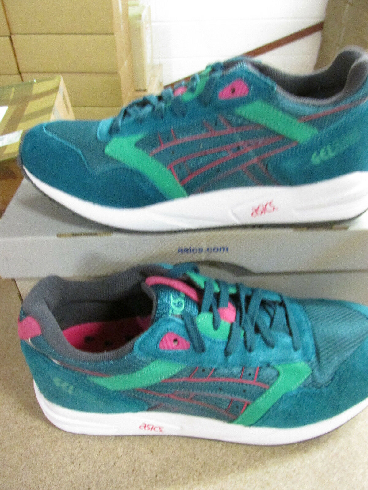 asics gel SBGB womens trainers H462N 8080 sneakers shoes