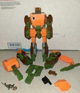 Transformers G1 Roadbuster Parts And Repair Lot