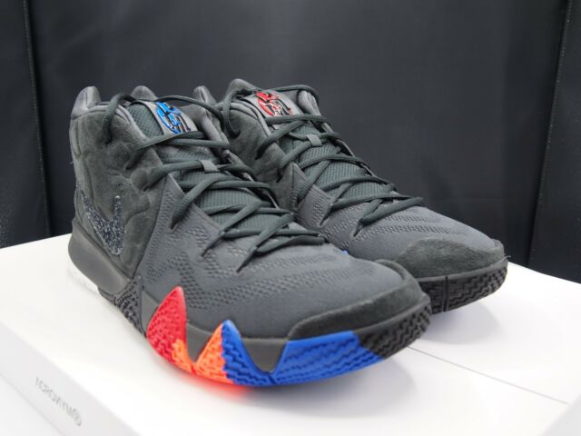sneakers for cheap 8febd 709f7 Nike Kyrie 4 Irving Year of The Monkey Anthracite Grey Size 14 943806-011