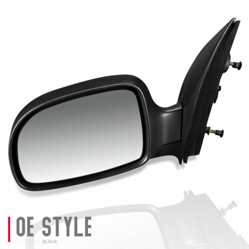 FOR 95-98 FORD WINDSTAR OE STYLE POWER+HEATED LEFT SIDE REAR VIEW DOOR MIRROR