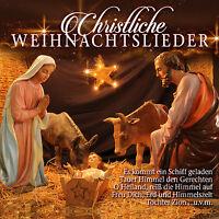 CD Christliche Weihnachtslieder von Nymphenburger Kinderchor und anderen