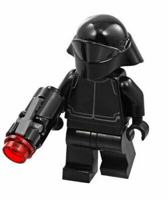 4 lego Star Wars Helmet INFERNO SQUAD TROOPER black headgear from 75226