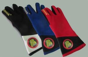 Beltenick® FIA Handschuhe Rally FIA 8856-2000 Fahrerhandschuhe rot schwarz blau
