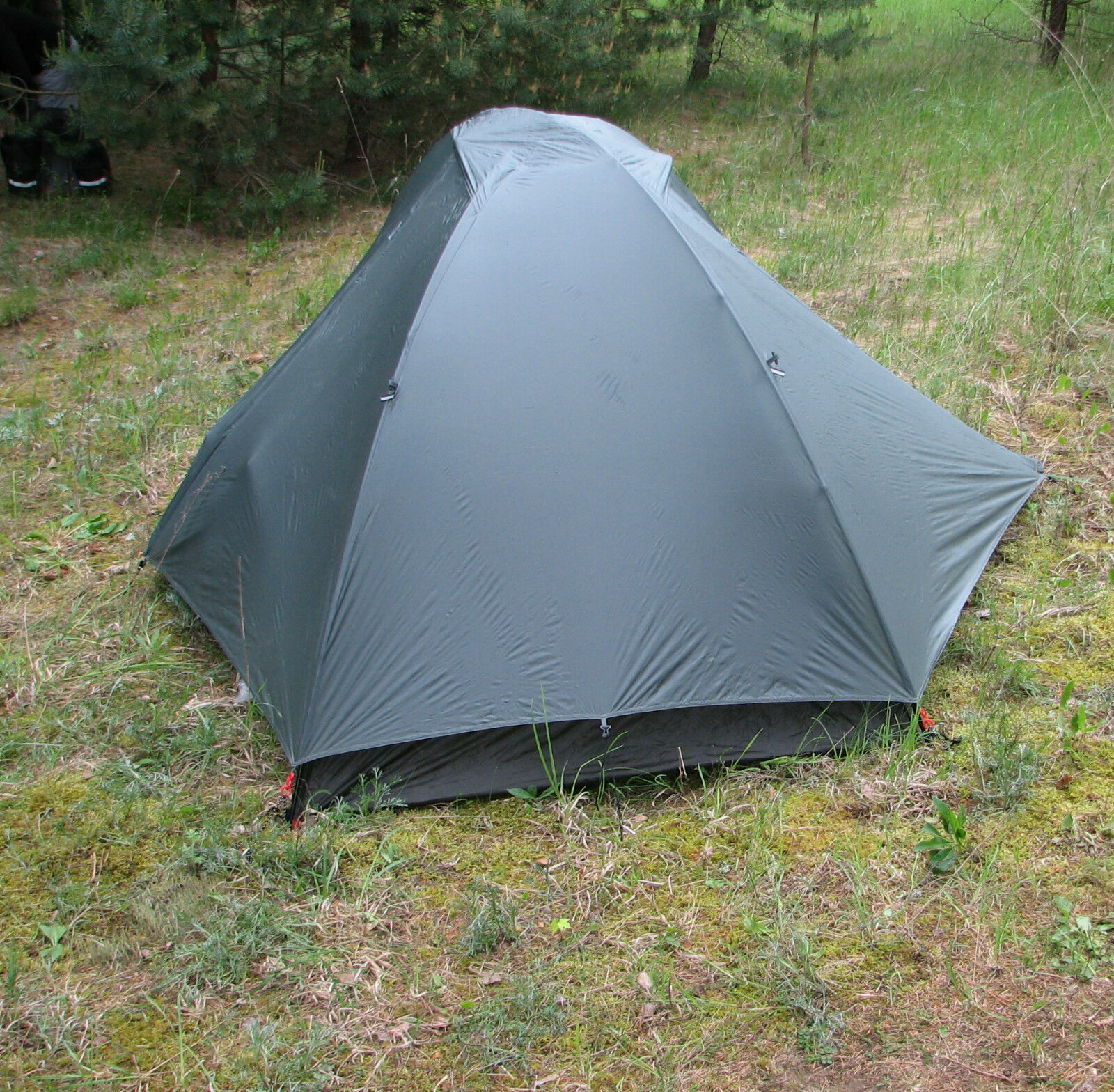 ULTRALIGHT ULTRALIGHT ULTRALIGHT lightweight Big Sky Evolution 2P tent cuben fabric floor tent DAC pol 3dcd25