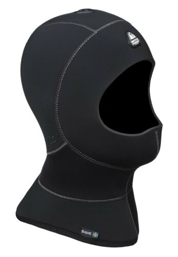 Waterproof H1 Kopfhaube 5//7mm mit Kragen