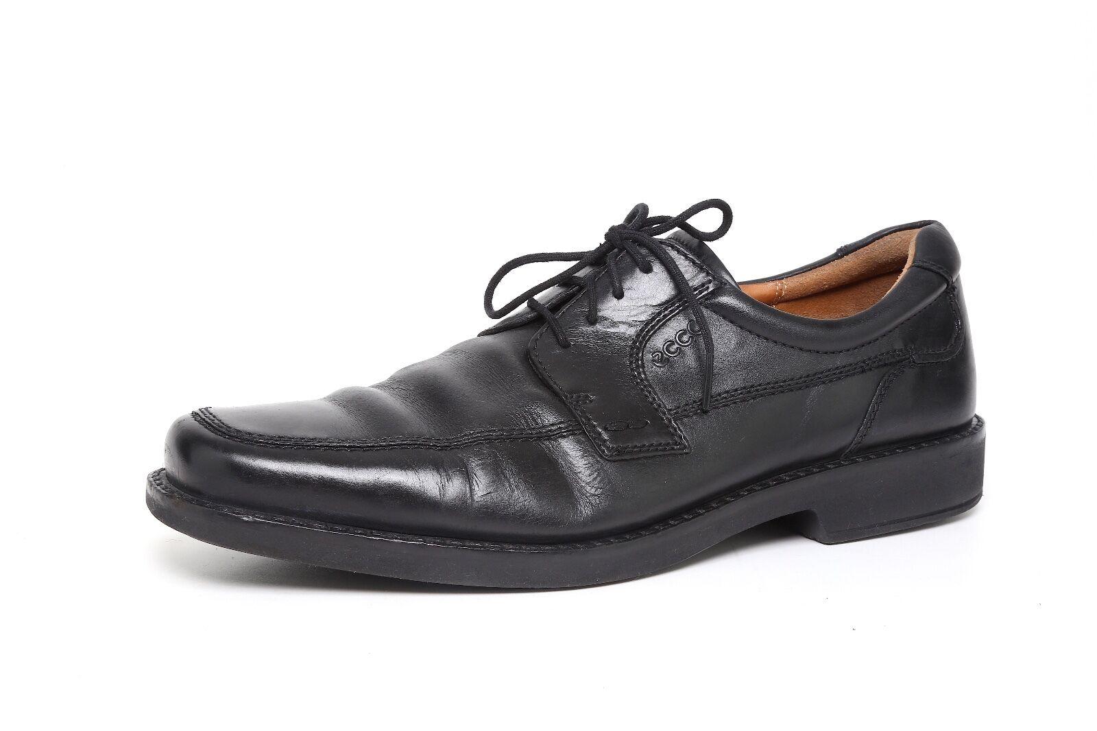 bellissima ECCO Uomo nero SAS Diplomat Leather Oxfords 4844 Sz Sz Sz 46 EUR  vendita online