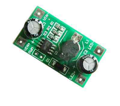 1 PCS 1W LED Driver 350mA PWM Light Dimmer DC-DC Step Down Module 5-35V Good