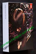 Adobe Premiere Pro CS6 deutsch Vollversion Macintosh Box mit DVD - MwSt CS 6