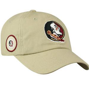 FSU-Florida-State-Seminoles-Hat-Cap-Lightweight-Moisture-Wicking-Golf-Hat-New