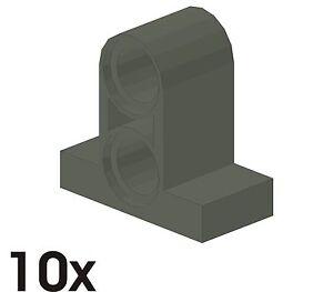10 Stück NEUE Verbinder in neu-dunkelgrau (32530)  601