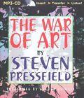 The War of Art: Winning the Inner Creative Battle by Steven Pressfield (CD-Audio, 2015)