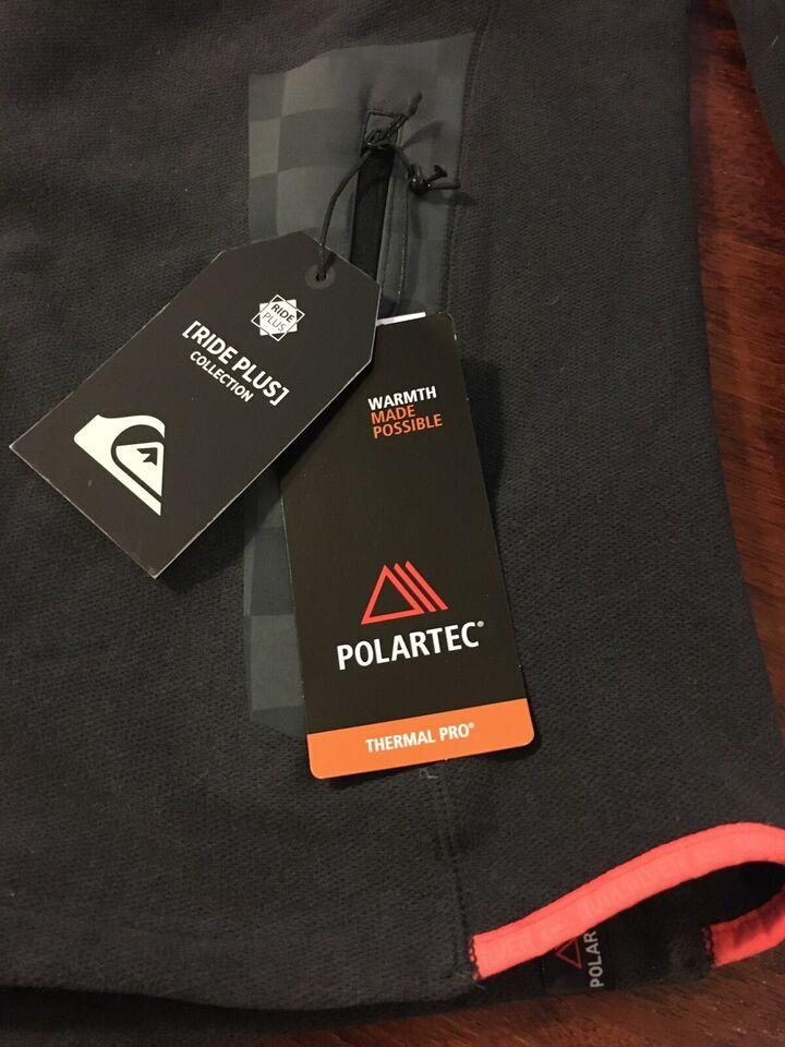 Fleece, POLARTEC Thermal PRO, Quicksilver
