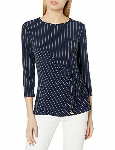 Choose SZ//color Tommy Hilfiger Women/'s Long Sleeve Knit Top