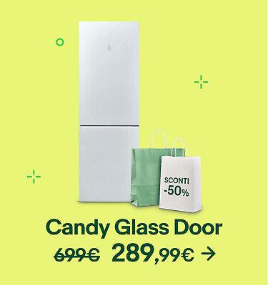 Candy Glass Door