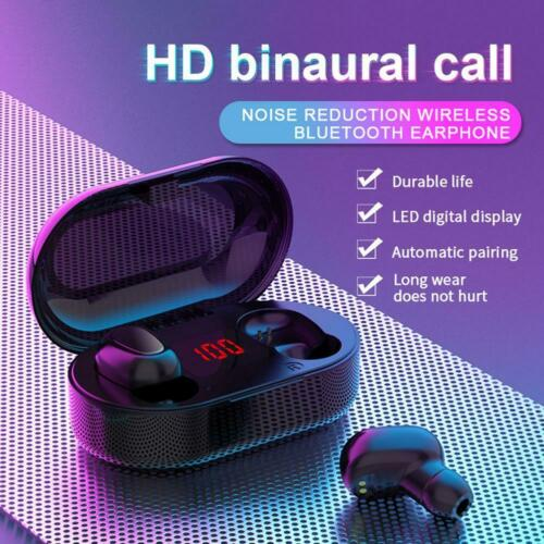 L22 Mini Stereo Wireless Earphone Blueooth 5.0 TWS Headphone Headset Earbud