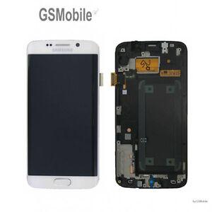 Display-Ecran-Ecran-LCD-tactile-Samsung-Galaxy-S6-Edge-G925F-Blanc-Original
