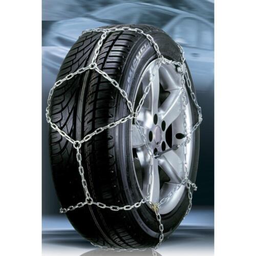 205//40-17 /& más Iceblok de nieve cadenas Viaje coche de carretera Ajuste Neumático neumáticos 195//70-13