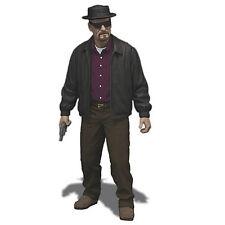 "Breaking Bad 6"" Walter White Heisenberg Action Figure by Mezco"