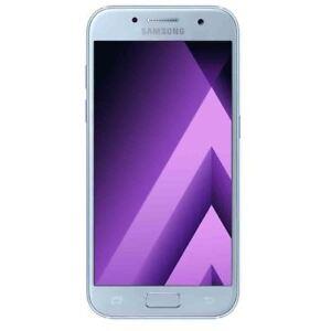 Samsung-Galaxy-A3-2017-16GB-SIM-Telefono-Inteligente-Desbloqueado-Libre-Android-Azul-Impecable
