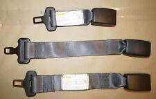 GENUINE GM ORIGINAL  BLACK SEAT BELT EXTENSION 89024296 CHEVY BUICK CADILLAC
