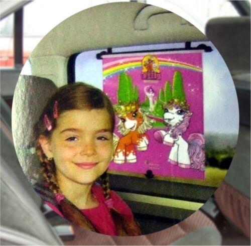 Filly® Unicorn Universal Sonnenrollo Sonnenschutz Sonnenschutzrollo Auto NEU OVP