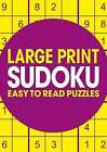 Large Print Sudoku: Easy to Read Puzzles by Arcturus Publishing (Paperback, 2016)