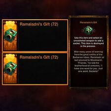 Diablo 3 RoS PS4 [SOFTCORE] - Ramaladni's Gift X 140!