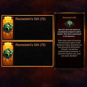Diablo 3 RoS PS4 [SOFTCORE] - Ramaladni's Gift X 140! | eBay