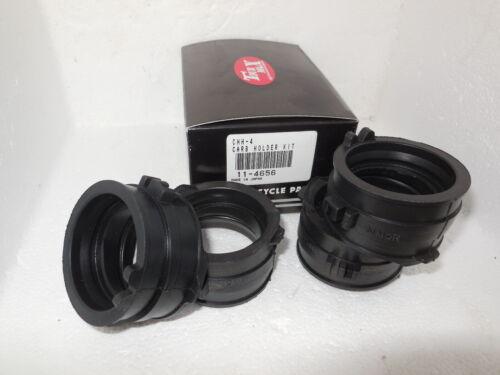4 Intake Manifold Boots 87-88 CBR1000 Hurricane 90-91 CBR1000F kit 11-4656